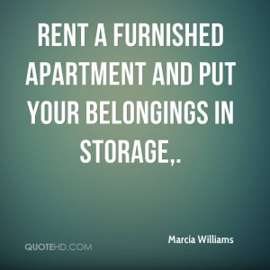 Funny Apartment Quotes