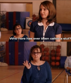 ... Mean Girls Quotes, Meangirls, Girl Quotes, Funny Stuff, Favorite Movie