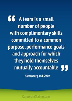 great quote to get a group discussing team work more team quotes ...