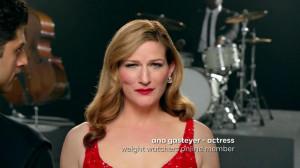 Weight Watchers Online TV Spot, 'Big Band' Featuring Ana Gasteyer ...