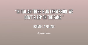 Italian Quotes About Family
