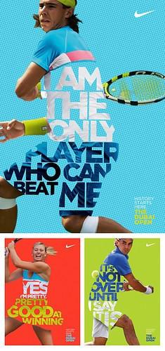 Nike Tennis Quotes