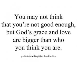 God S Grace Quotes