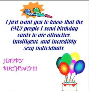 Birthday Quotes Funny For Friends ~ Happy Birthday To You Funny Quotes ...