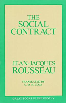 The Social Contract Summary and Analysis of Book I, Chapter I
