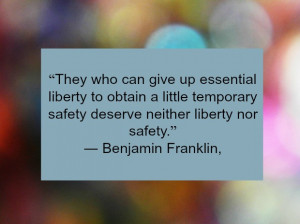 Quotes about Freedom in Honor of the 4th of July