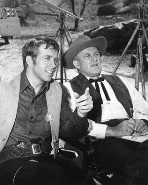 Lee J. Cobb and Clu Gulager as Judge Garth and Sheriff Ryker The ...