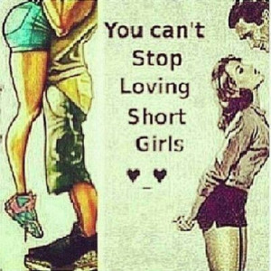 Short girls rule