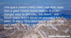 Quotes About Space Debris Pictures