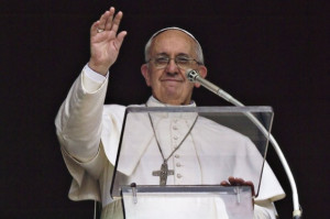 Papal Quote of the Day: Pope Francis on Prayer to the Holy Spirit