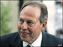Emile Lahoud presidente del L bano