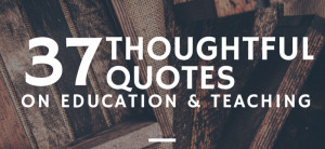 to Roosevelt, Ford to Ghandi; here are 37 thought provoking quotes ...