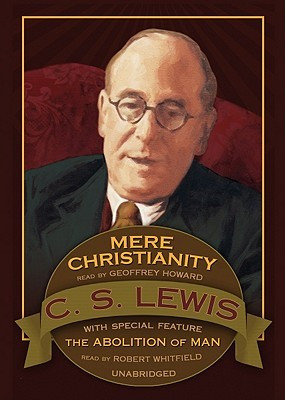 """... Christianity: Abolition of Man (Bonus Feature)"""" as Want to Read"""