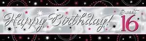 Happy Sweet 16 Birthday