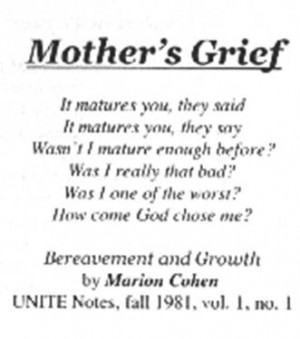 Click thelinks below to view samples from Seasons of Grief .