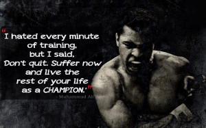 Homepage » inspirational & quotes » muhammad ali motivation HD ...
