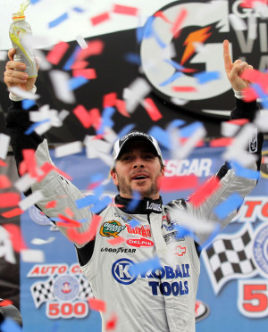 Photo: Jason Smith/Getty Images for NASCAR