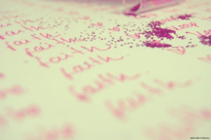 faith, quote, love, image, pink, cute