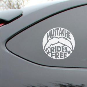 free mustache rides