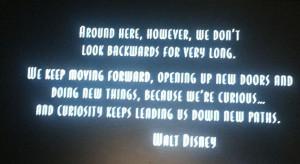 Best Disney movie quote ever!