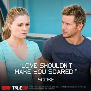 True Blood - Jason & Sookie