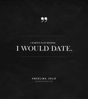 Who What Wear - Say What? Angelina Jolie's Most Mind-Blowing Quotes ...