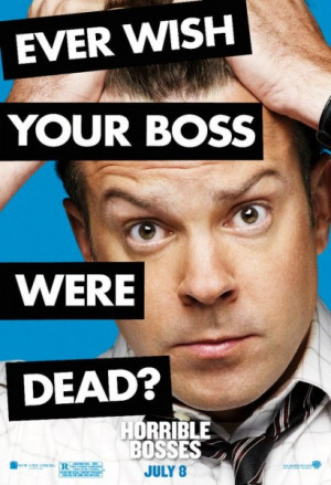 Funny Posters - Horrible Bosses (10)