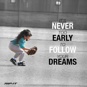 ... Athletes start at all ages. #motivation #determination #quotes #