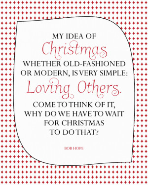 Christmas Hope Quotes