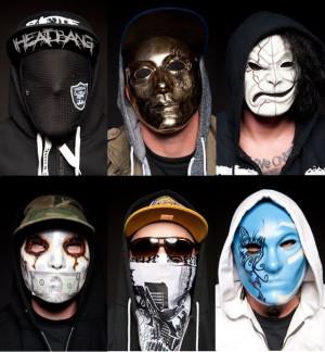 hollywood undead 46 участники группы hollywood undead
