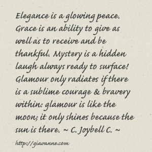 beauty and grace quotes quotesgram