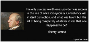 Quotes About Success And Consistency The Natural