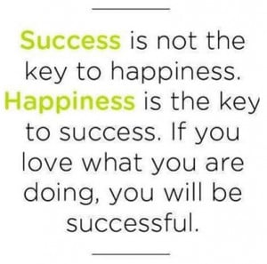 picture quote success happiness