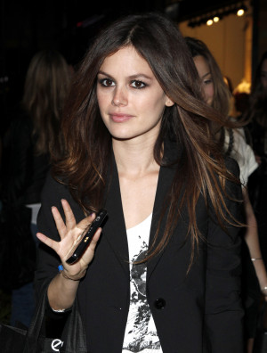 Photos and Quotes From Rachel Bilson About Wedding Plans and Kristen ...