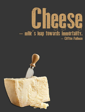 Cheese – Milk is leap towards immortality