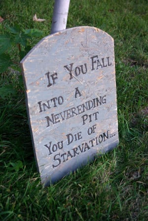 Funny Gravestone Sayings Halloween tombstone quotes