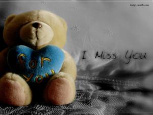 My Love I Miss U