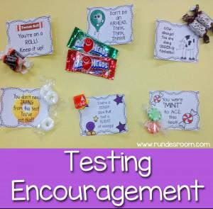 Some Sweet Testing Encouragement