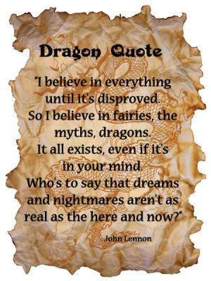 Dragon Sayings Quotes