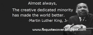Martin Luther King, Jr. Quotes Cover