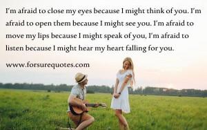 Memorable quotes hidden deep inside the heart