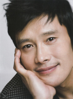 Responses Lee Byung Hun