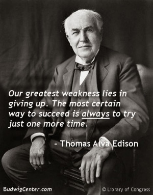 on february 11 1847 thomas alva edison was born edison s inventions ...