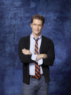 Matthew Morrison as Mr. Schuester Photo: ©Fox Broadcasting Co. Cr ...