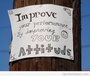 Attitude quotes and sayings 2015
