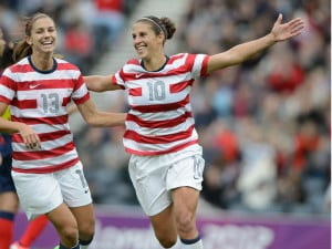 Women's National Team Earns Fourth Olympic Gold Medal with 2-1 ...