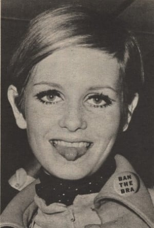 Twiggy Haircut