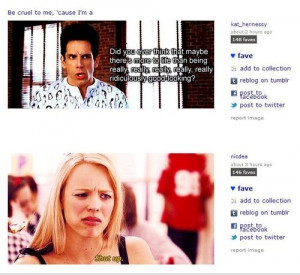 Zoolander Ben Stiller Funny Imgfav Coincidence Pretty Girl Quotes