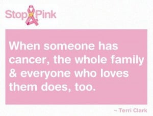 Breast cancer quotes, positive, inspiring, sayings, family