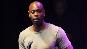 Dave Chappelle is speaking up about the rowdy Hartford, Connecticut ...